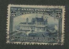 CANADA #99 USED (4)