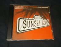 SUNSET BLVD. ANDREW LLOYD WEBBER AMERICAN PREMIERE RECORDING HIGHLIGHTS CD