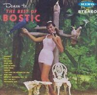 EARL BOSTIC - THE BEST OF EARL BOSTIC - *BRAND NEW/SEALED CD*