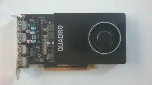PNY NVIDIA QUADRO P2000, 5GB GDDR5, 4x DisplayPort 1.4, CAD, 3D Design