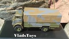 Oxford 1/76 Bedford QLT Troop Carrier British Army 49th Infantry Div, 76QLT002