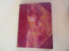 Ancien Livre L'Aiglon d'Edmond Rostand éd 1910. Illustrations couleur et en noir