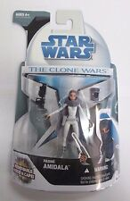 Star Wars Padme Amidala Clone Wars #20 2008 Action Figure