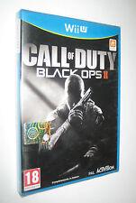 CALL OF DUTY BLACK OPS 2 - Nintendo Wii U - italiano - sigillato