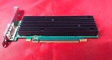 HP NVidia Quadro NVS290 NVS 290 256M PCI-Ex1 Video Card LP 454319-001 456137-001