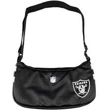 Oakland Raiders NFL Team Jersey Purse Womens Handbag