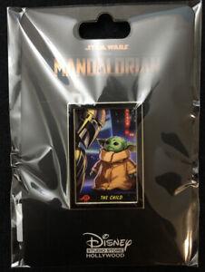 DSSH Star Wars The Mandalorian The Child Baby Yoda Grogu LE 400 Disney Pin