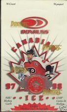 1997/98 DONRUSS CANADIAN ICE HOBBY HOCKEY BOX