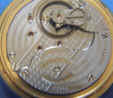 Watch.#542791 Runs Gf Case Nice Rockford 21J 18s 905 Pocket
