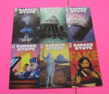 SAUCER STATE  # 1,2,3,4,5,6 Comic FULL SERIES IDW 2018 6 LOT