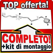 Scarico Completo ALFA ROMEO 147 1.9 JTD JTDM 2000-2010 Marmitta +Tubo L07