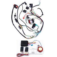 Electrics ATV STATOR 50cc 70 110cc 125cc CDI Wiring Harness Remote Start Switch