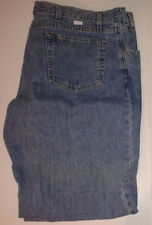 JEANS blue jeans 44.30 cotton Big & Tall