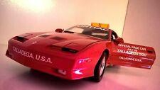 1/18 Pontiac Firebird Trans Am GTA 1987 Talladega 500 Nascar Pace Car Greenligh