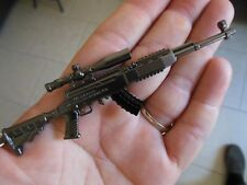MK -14 ** Sniper Rifle **Keychain** Large Size **Free  Shipping*