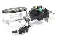 67-81 Chevy Camaro/Nova/Firebird Wilwood Master Cylinder & Hydroboost Kit w/Prop