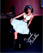 Sarah Michelle Gellar Autographed 8x10 Photo Signed Picture Pic Nice + Coa