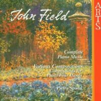 PIETRO SPADA - COMPLETE PIANO MUSIC VOL.6  CD NEW+ JOHN FIELD