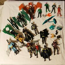 90s Batman Lot, 30 pieces. Kenner animated series