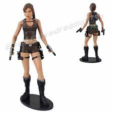 "Genuine Tomb Raider Underworld Lara Croft 18cm/7.2"" Action Figure No Box"