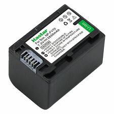 1x Kastar Battery for Sony NP-FV70 HDR-CX210 HDR-CX220 HDR-CX230 HDR-CX260V