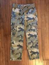 Arizona Boys Cargo Pants, Size 14