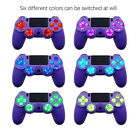 For PS4 Wireless Controller Light Board Handle Modification LED Modes Kit