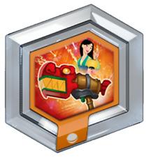 Disney Infinity 1.0 Mulan Dragon Firework Cannon Toy Box Series 3 Power Disc