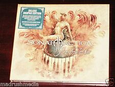 Sonata Arctica: Stones Grow Her Name - Deluxe Edition CD 2012 Bonus Digipak NEW