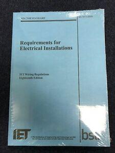 18th Edition Wiring Regulation Book