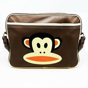 Unisex Paul Frank Messenger Bags Cross Body Adjustable Shoulder Bag UK