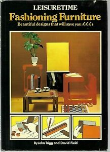 """VINTAGE BOOK:""""FASHIONING FURNITURE"""" ~ BEAUTIFUL DESIGNS THAT WILL SAVE YOU £££s"""
