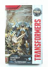 """TRANSFORMERS The Last Knight DINOBOT SLASH 5"""" Premier Deluxe action figure toy"""