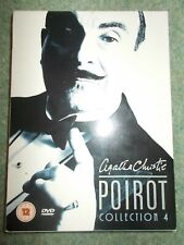 Agatha Christies Poirot dvd collection 4