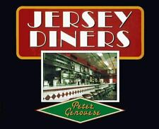 JERSEY DINERS By Genovese Peter - Hardcover Book Excellent Condition New Jersey