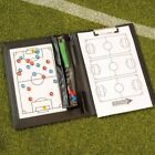 Football Referee Coaching Folders, Note Book, Tactic Boards, Whistle, magnetic