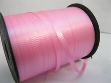 500Yards Pink Gift Wrap Curling Ribbon Spool 5mm