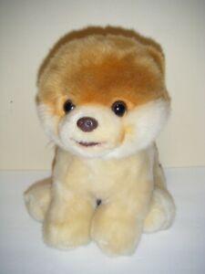 "GUND 402975 BOO The Worlds Cutest Dog 8.5"" Stuffed Plush Toy"