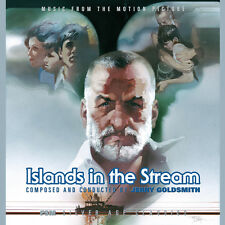Islands in the Stream Soundtrack OST CD soundtrack Jerry Goldsmith New Sealed