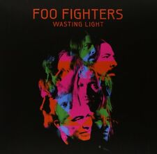 "FOO FIGHTERS ""WASTING LIGHT"" 2 LP VINYL NEW+"