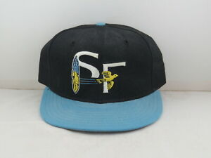 Sioux Falls Canaries Hat (VTG) - Pro Model by New Era - Fitted 7 3/8