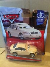 "DISNEY CARS DIECAST - ""Scott Motorse"" - New 2015 Card - Combined Postage"