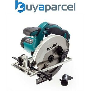 Makita DSS611Z 18V LXT Lithium Ion 165mm Circular Saw Replaces BSS611 BARE UNIT