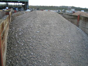 MOT Type 1 Roadstone / Hardcore, East Midlands DE Postcodes, 20 Tonne Bulk Load