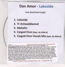 (DC527) Dan Amor, Lakeside - 2012 DJ CD