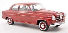 BoS 1956 Borgward Isabella Limousine, Dark Red 1:18 LE 1000 Rare Find!*New Item!