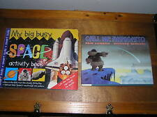 Lot My Big Busy SPACE Interactive METEORITE Call Me Ahnighito True Story Books