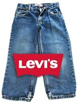 Levi's Jeans, Little Boys 569™ Loose Fit Jeans 6X, Blue Denim,  Pre-Owned
