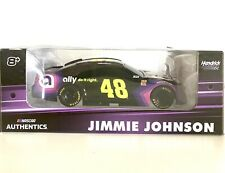 New In Box Nascar Authentics Jimmie Johnson #48 1:24 Ally 3m Goodyear
