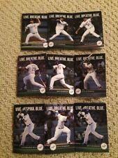 Los Angeles Dodgers Baseball Pocket Vintage Sports Schedules